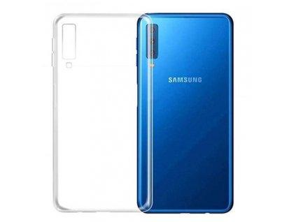Priesvitné puzdro na mobil Samsung A750 Galaxy A7 2018
