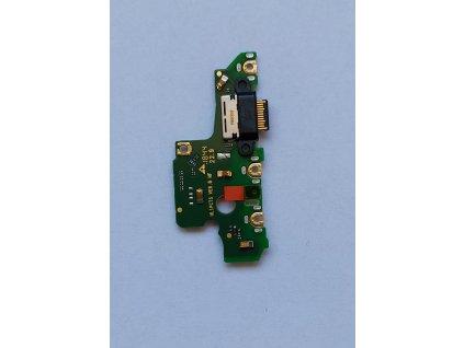 Doska nabíjania Huawei Honor View 20/V20 - nabíjací konektor, mikrofón