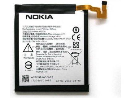 Batéria Nokia 8 HE328