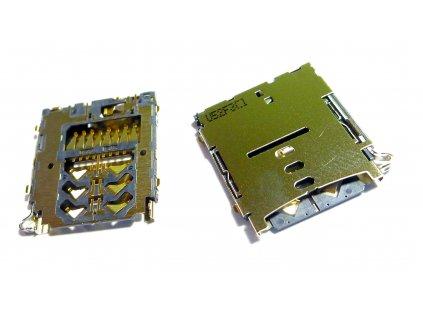 Čítačka SIM karty Samsung A300, A500, A700