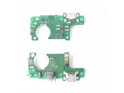 Spodná doska nabíjania Nokia 5,1 - Flex nabíjací konektor, mikrofón