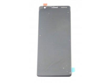 LCD displej Nokia 3.1 - dotykové sklo