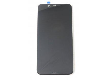 LCD displej Nokia 8.1 - dotykové sklo