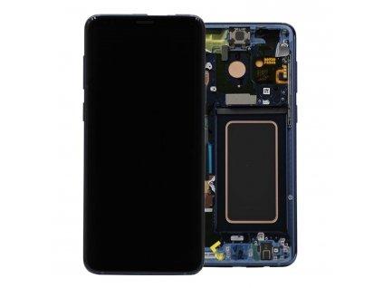LCD displej Samsung G965F Galaxy S9 Plus - Dotyková plocha