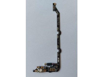 Doska nabíjania Asus Zenfone 2 Laser - nabíjací konektor, mikrofón