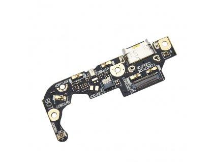 Doska nabíjania Asus ZE520KL ZENFONE 3 nabíjací konektor, mikrofón