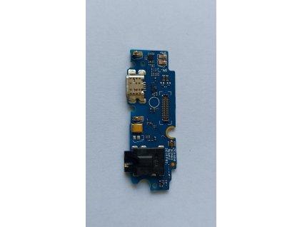 Doska nabíjania Asus ZB602KL ZENFONE MAX PRO M1 - nabíjací konektor, mikrofón