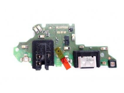 Doska nabíjania Huawei Honor 9X, P Smart Z nabíjací konektor, mikrofón