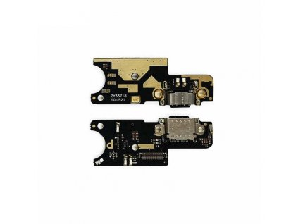 Spodná doska Nabíjania Xiaomi Pocophone F1 (M1805E10A) Flex nabíjací konketor, mikrofón