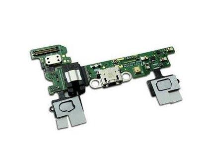 Flex kábel nabíjania Samsung A300 Galaxy A3 - nabíjací konektor, mikrofón
