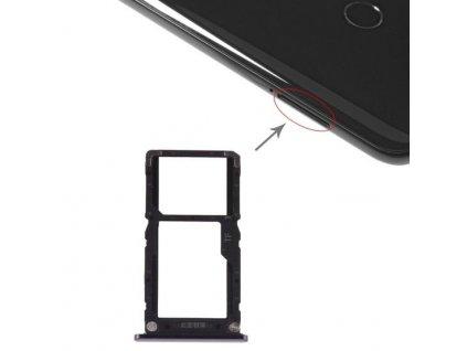 Držiak SIM karty a SD karty Xiaomi Mi8 Lite