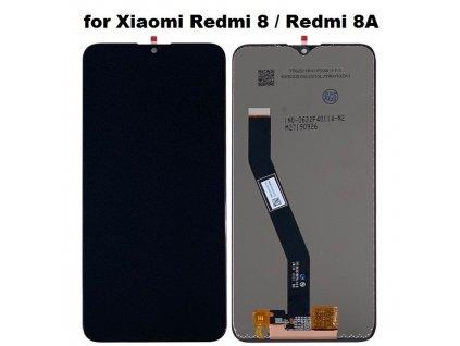 LCD displej Xiaomi Redmi 8, Redmi 8A Dotykové sklo
