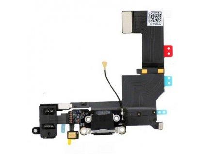 flex kabel nabíjania Apple Iphone 5S a mikrofon