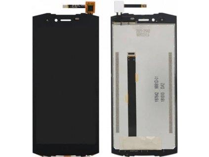 LCD displej + Dotykové sklo Doogee S55