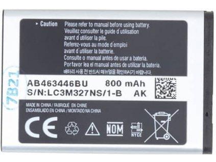 Batéria Samsung AB463446BU pre C3750, E1080, E1200, E250, S3100