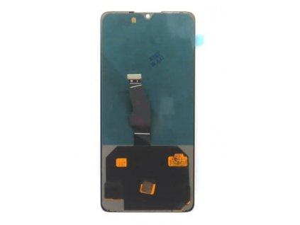 LCD displej Huawei P30 Dotykové sklo čierny