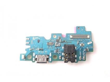 Doska nabíjania Samsung A307F Galaxy A30s - nabíjací konektor, mikrofón