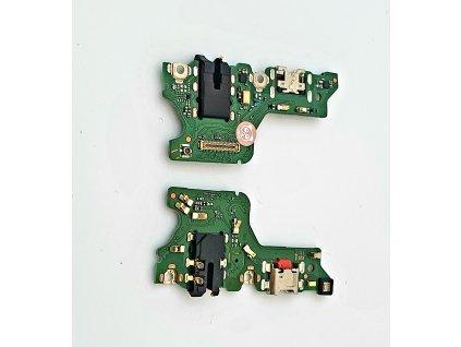 Doska nabíjania Huawei P40 Lite nabíjací konektor, mikrofón,