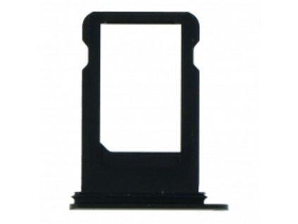 Držiak SIM karty Apple Iphone 7 čierny