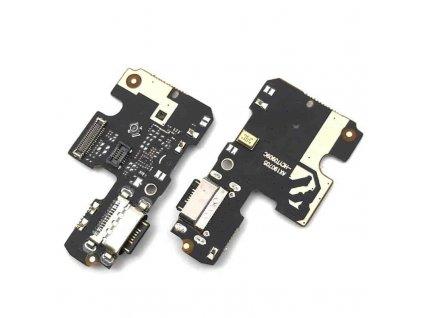 Doska nabíjania Xiaomi Mi A3 nabíjací konektor, mikrofón