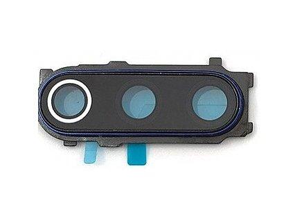 Sklíčko Xiaomi Mi9 SE zadnej kamery modrý