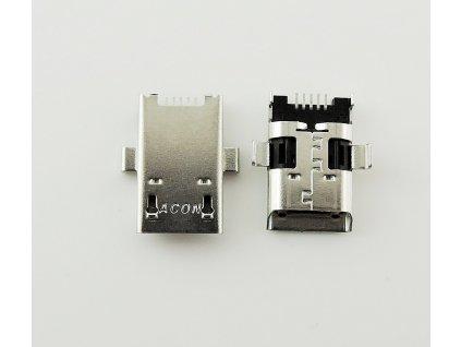 Nabíjací konektor Asus Memopad 10 ME103 K03,K010