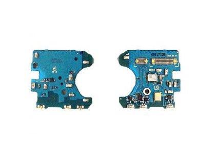 Doska MIC Samsung N980 Galaxy Note 20 Flex mikrofón, anténa
