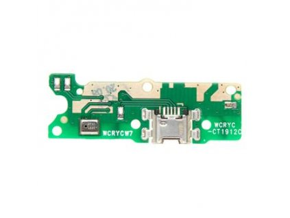 Doska nabíjania Motorola Moto E6 Play nabíjací konektor, mikrofón