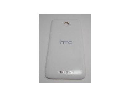 zadný kryt biely HTC Desire 510