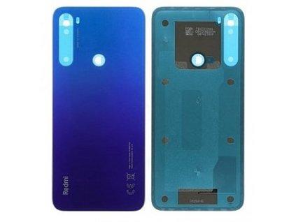 Baterkový kryt Xiaomi Redmi Note 8T modrý