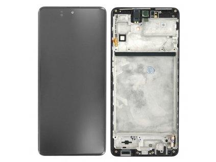 LCD displej Samsung M515 Galaxy M51 Dotykové sklo
