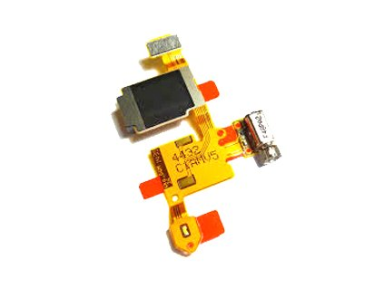 Flex kábel audio jack konektor Nokia Lumia 730, Lumia 735