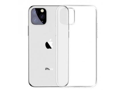Priesvitné puzdro na mobil iPhone 11 Pro MAX