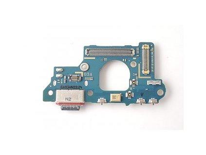 Doska nabíjania Samsung G780 Galaxy S20 FE nabíjací konektor, mikrofón