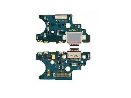 Doska nabíjania Samsung G980 Galaxy S20 nabíjací konektor, mikrofón