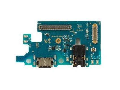 Doska nabíjania Samsung Galaxy M31s Flex nabíjací konektor, mikrofón