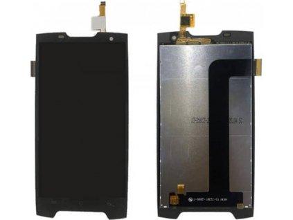LCD Displej + Dotykové sklo Cubot King Kong