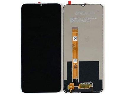 LCD displej + dotykové sklo Realme 6i, C3, C3i