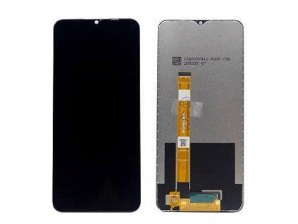 LCD displej + dotykove sklo Realme 5, 5i, 5S