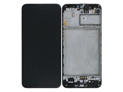 LCD displej Samsung M215 Galaxy M21 Dotykové sklo