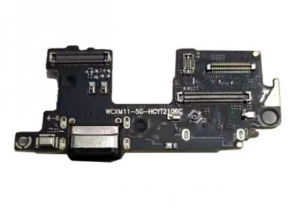 Doska nabíjania Xiaomi Mi 11 nabíjací konketor, mikrofón