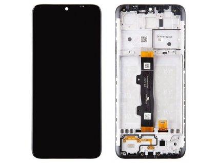 Motorola Moto E7 LCD displej + Dotykové sklo + rám