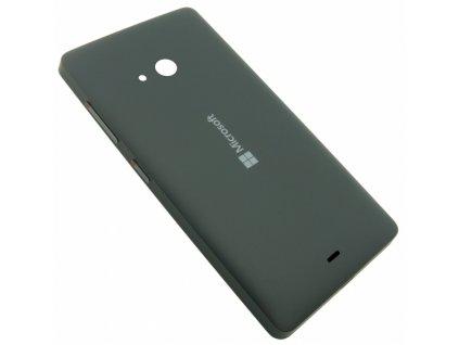 zadný kryt microsoft Lumia 540 čierny