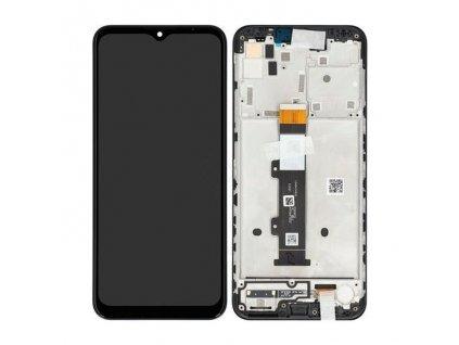 LCD displej + Dotykové sklo a Rám Motorola Moto G10 Originál