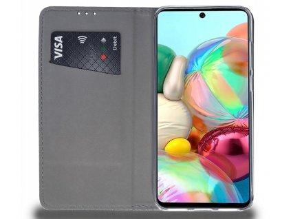 Knižkové púzdro Samsung Xcover 5, G525 čierne