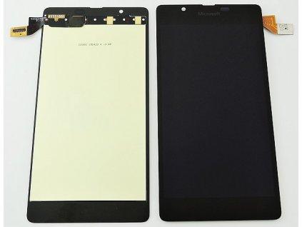LCD displej Nokia Lumia 540 - dotykové sklo