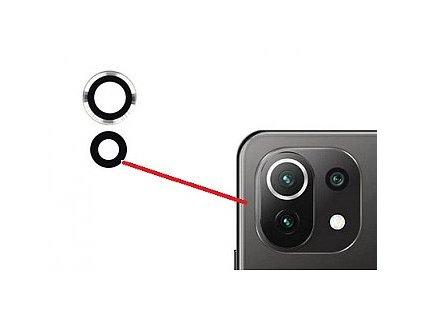 Sklíčko zadnej kamery Xiaomi Mi 11