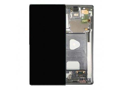 Samsung Galaxy Note 20 LCD displej + Dotykové sklo a Rám Originál