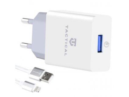 Sietová nabíjačka Tactical AR PD 30W USB A USB C QC 3.0 3.4A