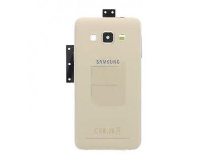 zadný kryt Samsung Galaxy A3 (A300F) zlatý